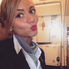 #me #bruni #selfietime #sweetkiss #mybeautifulJob #cabincrew #flightattendant #crewlife #crewworld #lovemyjob #airhostess #airlinecrew #stewardess #flightcrew #cabinattendant #airbus #aircraft #airplane #happyness #always #smile #lovemylife #iLiveToFly #Like4Like #picoftheday #followme #followYourDreams