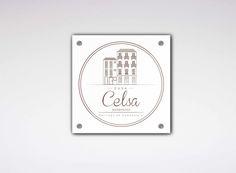 Diseño de imagen y materiales corporativos. Cliente: Casa Celsa #diseño #design #branding