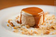 Amaranto - Bela Vista (almoço)    Mousse de doce de leite com queijo minas frescal