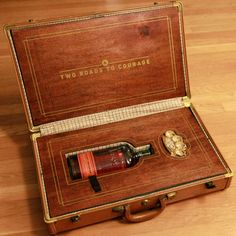 Everyone I know that turns drinking age is getting one of these from now on. #packaging #alcohol #weapons