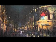 ▶ Andrew Gifford - London Landscapes - YouTube