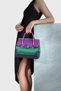 d37a257dd9 The Versace Palazzo Empire bag is now available in the most fashionable