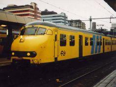 Leuke nieuwe blog: Nederlandse Spoorwegen / NS Electric Train, Rotterdam, Belgium, Netherlands, Holland, Dutch, Transportation, Locs, World
