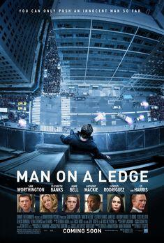『崖っぷちの男』(Man on a Ledge)