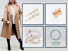 Προσθέστε #πολυτέλεια στην καθημερινότητά σας!!💙  AF060 Σκουλαρίκια 18,90€  D9063 Δαχτυλίδι 16,90€  AE3519 Βραχιόλι 39,90€   #mariahjewellery #mariah #jewellery #cathrene #shopponline #shoppingtherapy #buyonline #shopthelook Coat, Fashion, Moda, Sewing Coat, Fashion Styles, Peacoats, Fashion Illustrations, Coats, Jacket