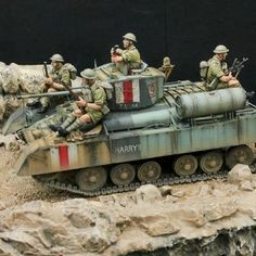 Military Modelling, Military Diorama, Tank Tank, Tanks, Plastic Models, Scale Models, Vignettes, Diy Art, Military Vehicles
