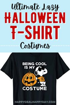 Last Minute Halloween Costumes = 15+ Halloween T-Shirts on Amazon #halloweentshirt #lazyhalloweencostume #easycostume #halloweencostumes #easyhalloweencostumes #lastminutecostumes #lastminutehalloweencostumes #costumes #halloween Easy Diy Costumes, Last Minute Halloween Costumes, T Shirt Costumes, Cute Halloween, Halloween Shirt, Halloween Stuff, Geek Humor, Mom Humor, Last Minute Costumes