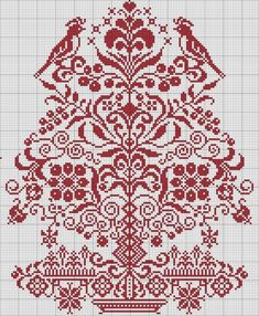 It Was A Work of Craft (Posts tagged patterns and stitches) Cross Stitch Sampler Patterns, Cross Stitch Samplers, Needlepoint Patterns, Cross Stitch Designs, Cross Stitching, Blackwork Embroidery, Embroidery Sampler, Folk Embroidery, Cross Stitch Embroidery
