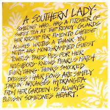 Image result for if you're a southern woman the urge to monogram