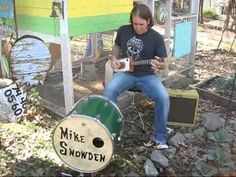 Mike Snowden's 'Chicken Coop Blues'  from the CD 'Cigar Box Guitar STOMP'