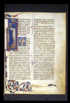 Bartholomaeus Anglicus (?) and Christ