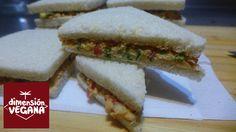 Sandwich de atún vegano | La Dimensión Vegana