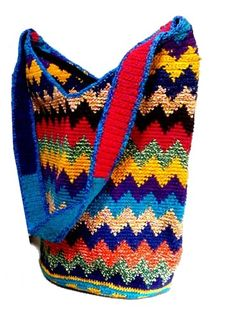 Kenya Crochet Bag from Guatemala...no pattern but gorgeous inspiration!