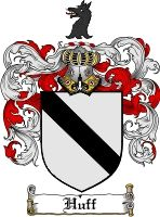 Huff Coat of Arms / Huff Family Crest
