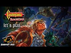 Let's Play Castlevania Bloodlines for the Genesis