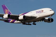 Thai Airways International Airbus A380-841