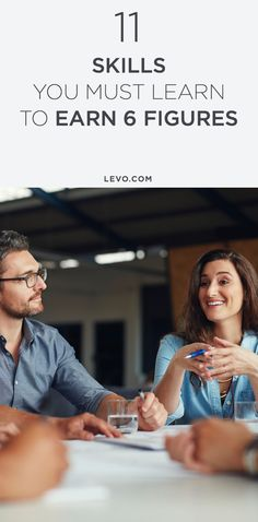 These are the 11 skills to have under your belt if you want to earn 6 figures. @levoleague www.levo.com: