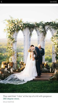 Olympian Shawn Johnsons Rustic Chic Wedding Deserves A Gold Medal