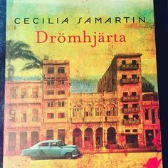 Längtat efter att få läsa denna bok. Spännande!  #drömhjärta #ceciliasamartin #bokus #kuba #havanna #varadero by jessicajamtin