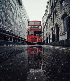London Pictures, London Photos, London Dreams, Double Decker Bus, England And Scotland, Beautiful Architecture, London City, Perfect Place, Britain