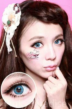 DIVA QUEEN (EOS FAY)  Dia : 14,2mm Water Content : 48% + Mousturizer Available normal sd -8 sepasang bisa beda minus KFDA,ISO Sertificates One Year lifetime  90.000 FREE ONGKIR BY POS SE-INDONESIA + FREE LENS CASE  Order? Nama -Alamat - no.hp - jnis pesanan,wrna,minus  CS1 LINE : LSHOP_SOFTLENS BBM : 7679F4CD  CS 2 LINE : TANSALAURENSIA WA : 082225506484
