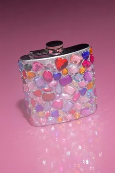 Gemstone Flask <3 #gift Get 5% cash backhttp://www.stackdealz.com/deals/Urban-Outfitters-Coupon-Codes-and-Discounts--/