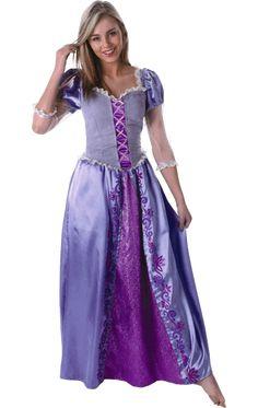 Adult Disney Rapunzel Costume