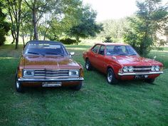 Ford Taunus y Ford Cortina