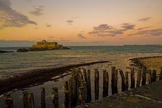Saint Malo (le Fort National) by Tamara P., via Flickr