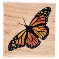 Small Monarch Butterfly Rubber Stamp *** You can get additional details at the image link.