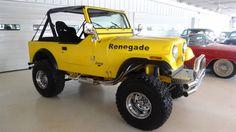 1980 Jeep Renegade 2DR Open - Cruisin Classics--Classic Car ...