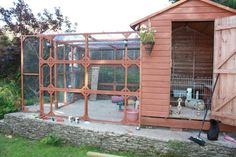 Outdoor Housing Tips & Examples - Page 2 - Rabbits United Forum