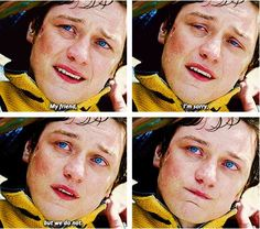 X-Men: First Class.I love young Charles, I love old Charles but I really love young Charles <3