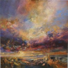 "Saatchi Online Artist: Jane Hargrave; Oil, 2006, Painting ""That Magic Place"""