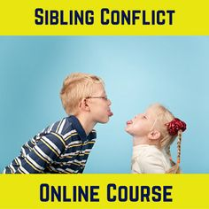 Milk N' Honey Learn and Grow: Sibling Conflict Course opens on June 1!