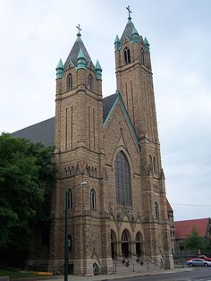 Images Of Springfield Ohio History My Church Growing Up St Raphael S