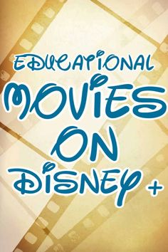 If you are looking for Fun educational movies for Kids one of my favorite places to find them is Disney Plus (Disney+). The Fun Educational Movies on Disney+ are awesome because the kids don't even realize they are watching something educational! Education Grants, Education Conferences, Kids Education, Educational Games For Kids, Learning Activities, Activities For Kids, Free Kids Movies, Kid Movies, Education In Germany