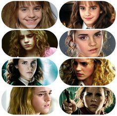 Emma Watson, Hermione Granger