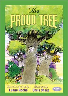 The Proud Tree (25-min DVD; also available in Spanish) This DVD tells the story of the crucifixion from the viewpoint of Rex, the tree that became the cross Jesus carried to Calvary. Proud and ungrateful at first, Rex learns a lesson in love from the humble and gentle Jesus. Children will come to understand the importance of Jesus' sacrifice and the power of his love. For a free presenter's guide, click on the image.