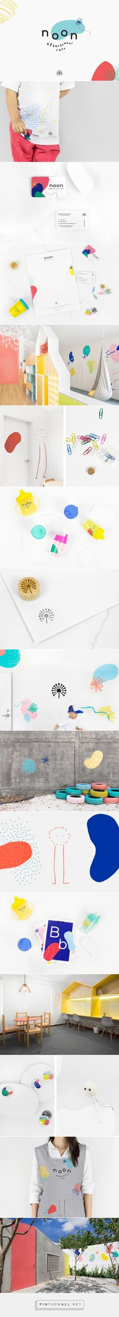 Noon Afterschool on Behance... - a grouped images picture - Pin Them All