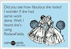 Love my Rodan and Fields!