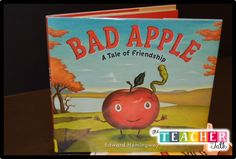 Bad Apple by Edward Hemingway. The perfect reading workshop unit for first grade.