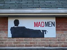 Sign for the Mad Men house in Oxford, Ohio. Ohio House, Miami University, House Names, Mad Men, Oxford, Signs, Shop Signs, Oxfords, Sign