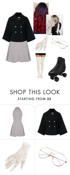 """""""Untitled #893"""" by tumblristicdaisies on Polyvore featuring Chloé, Black and Riedell"""