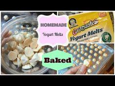 Save money... bake your own yogurt bites