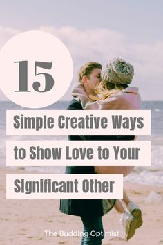 A list of creative ways to show love for your significant other. Creative ways to show love fun | how to show him you love him | how to show someone you love them | how to show love | Creative Valentine gifts for him | How to show love to boyfriend | How to show love to husband | Creative ways to say I love you | Creative ways to say I love you to him | Creative love ideas | Creative love ideas for boyfriend | How to say I love you | How to say I love you without saying it