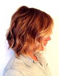 Image result for short red to blonde ombre