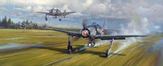 Работы художника Gareth Hector | War Wallpapers