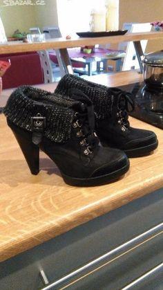 Luxusní Kotníkové boty