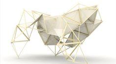 tetrahedron structure